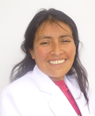 Photo of Amparo Elena Huaman Cristobal